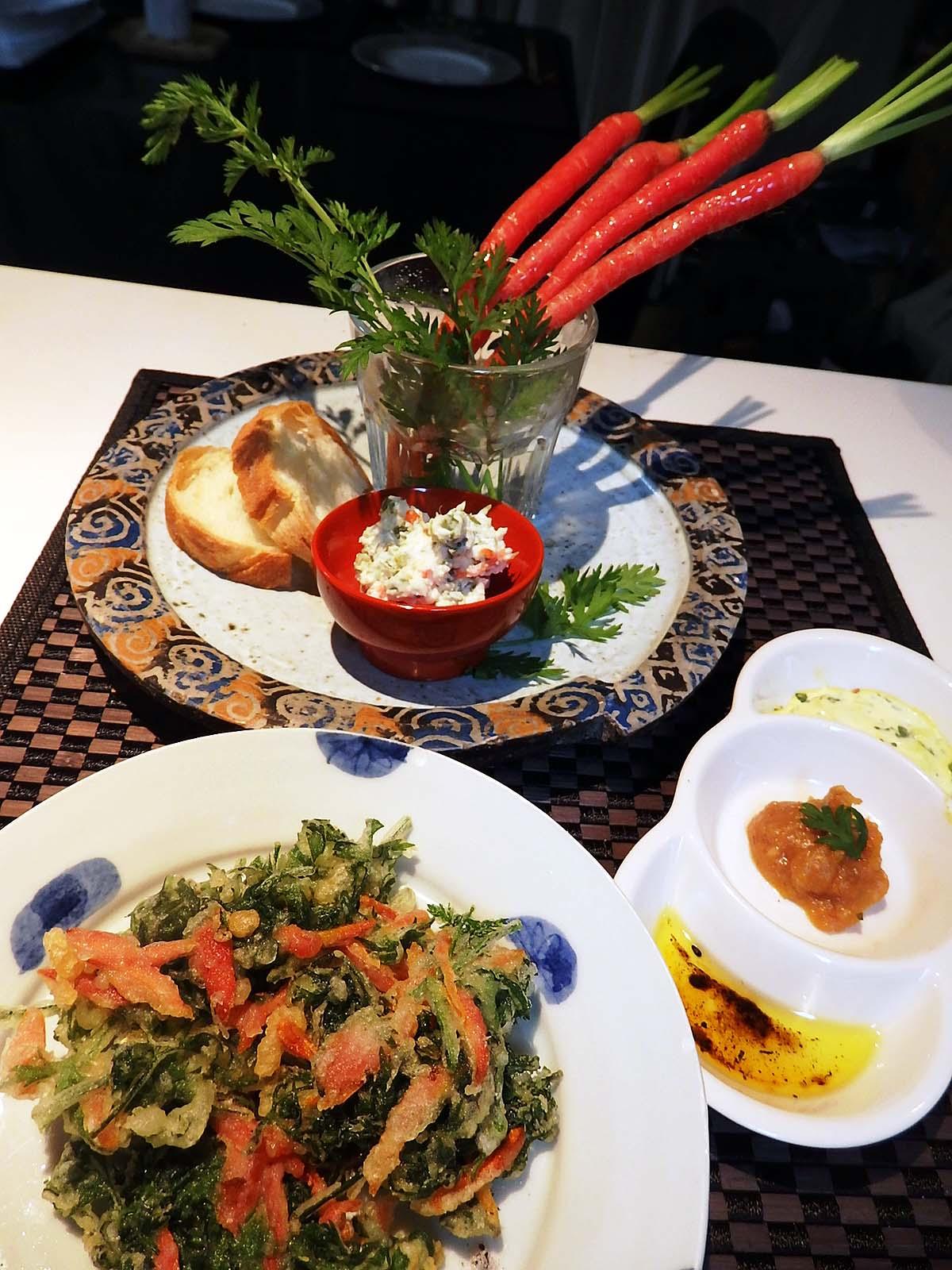 伴良美の季節の京野菜を楽しもう