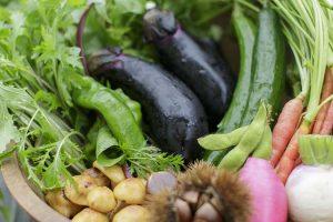 伴良美の季節の京野菜を楽しもう!