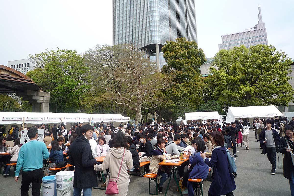 日本ワイン祭り
