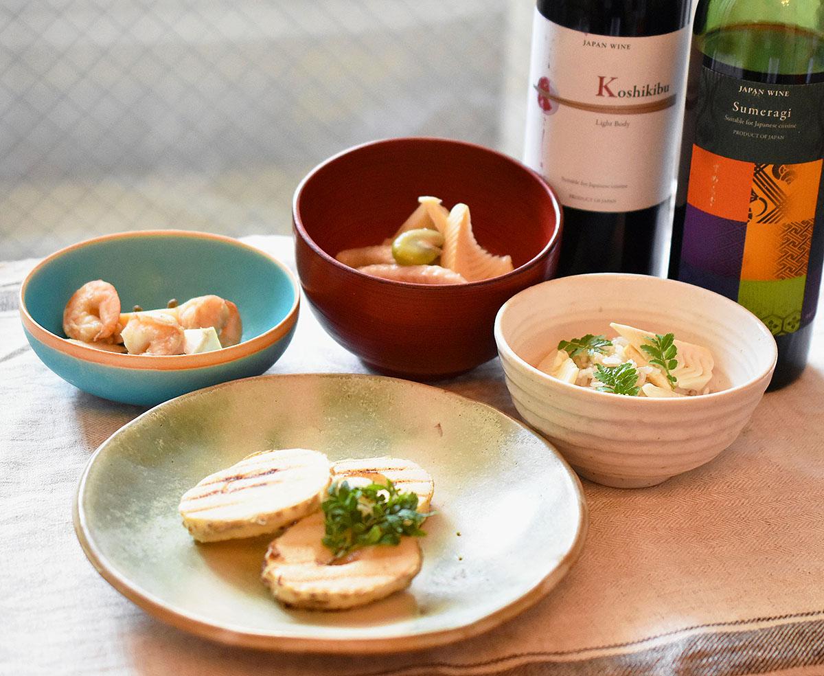 料理&ワイン:料理集合 すめらぎ 古式部 last